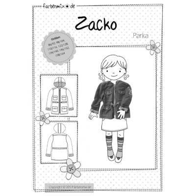 Zacko, Parka