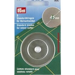 Ersatzklinge für MAXI Rollschneider von Prym, 45mm