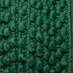 Mini-Pomponband dunkelgrün