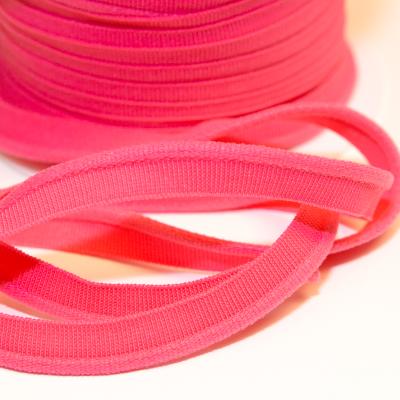 Elastische Paspel pink