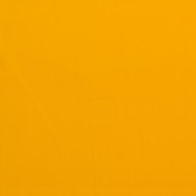 Popeline uni gelb