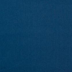 Popeline uni dunkelblau