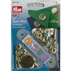 """Prym Druckknöpfe """"Sport Mini"""" 13mm"""