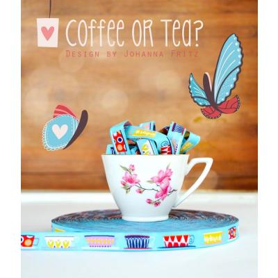 Coffee or Tea  Webband