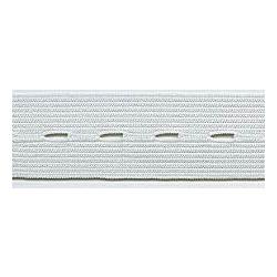 Prym Knopfloch Elast 25mm rohweiss