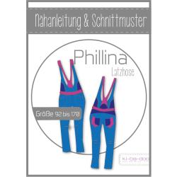 Phillina - Kinder-Latzhose