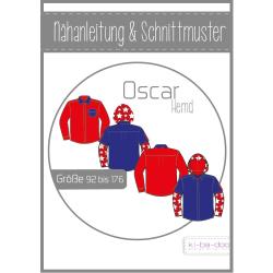 Oscar - Jungs-Hemd