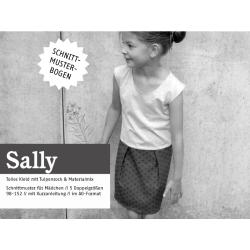 Sally - Mädchenkleid