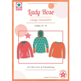 Lady Rose, Papierschnittmuster