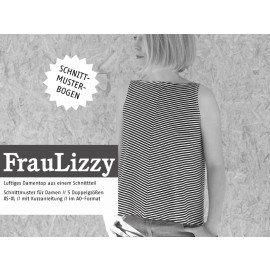 FrauLizzy - luftiges Damentopp