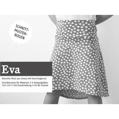 Eva - Vokuhila-Jerseyrock