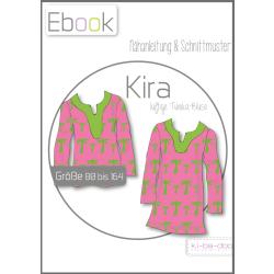Kira - luftige Tunika-Bluse