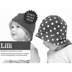 Lilli - gemütlicher Sommerhut aus Jersey