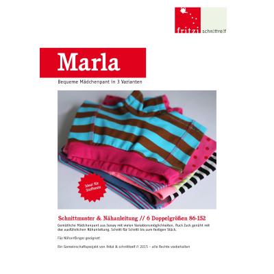 Marla - bequeme Mädchenpant in 3 Varianten