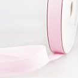 Schrägband uni rosa