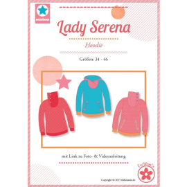 Lady Serena, Papierschnittmuster