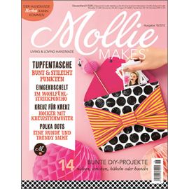 Mollie Makes - Herbst 2015