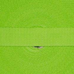 Baumwollgurtband 30mm apfelgrün