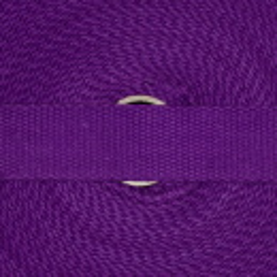 Baumwollgurtband 30mm violett