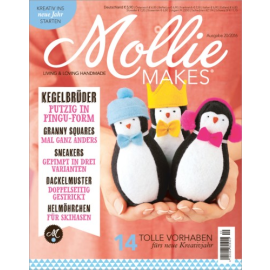 Mollie Makes - Winter 2016