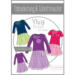 Ylva - Mix-Kleid in 2 Längen