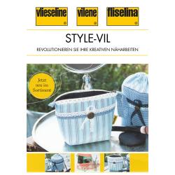 Vlieseline Style-Vil Kreativeinlage weiss