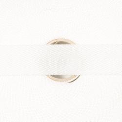 Gurtband 25mm weiss