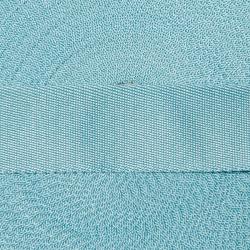 Umhängegurtband 35 mm eisblau