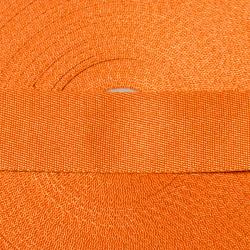Umhängegurtband 35 mm orange