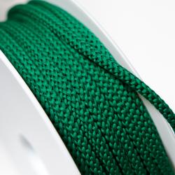 "Kordel ""Gestrickt"" 4,5 mm grün"