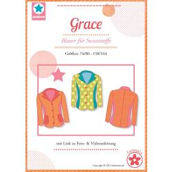 Grace, Papierschnittmuster