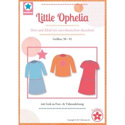 Little Ophelia, Papierschnittmuster
