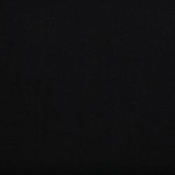 Viskosejersey uni schwarz
