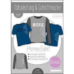 Basic Shirt Herren