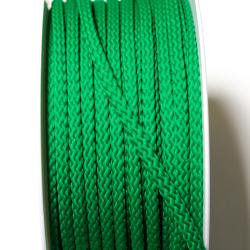 Kordel geflochten 6mm grün