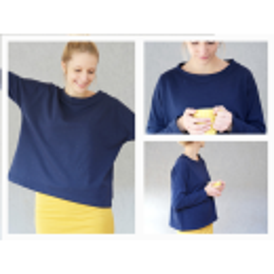 FrauISA - oversized Sweater