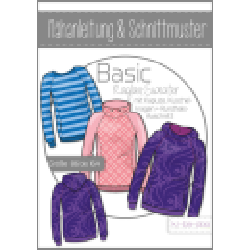 Basic Raglan Sweater Kinder