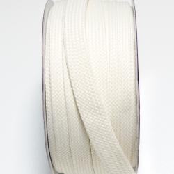 Kordeltresse offwhite12 mm