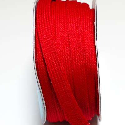 Kordeltresse rot 12 mm