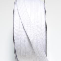 Kordeltresse weiss 12 mm