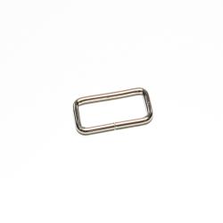 Trägerschnalle metall 30mm