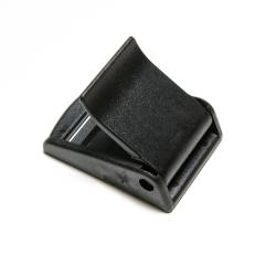 Klemmschnalle 40mm, schwarz
