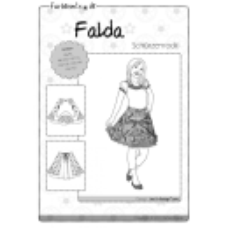 Falda, Schürzenrock