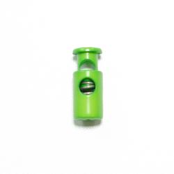 Kordelstopper hellgrün 23mm