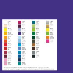 Poli-Flex Premium Flexfolie violett
