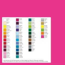 Poli-Flex Premium Flexfolie neon neonpink
