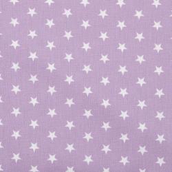 "Baumwolle ""Petit Stars"" lila"