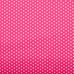 "Baumwolle ""Mini Stars"" pink"