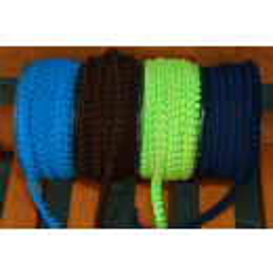 Mini-Pomponband apfelgrün