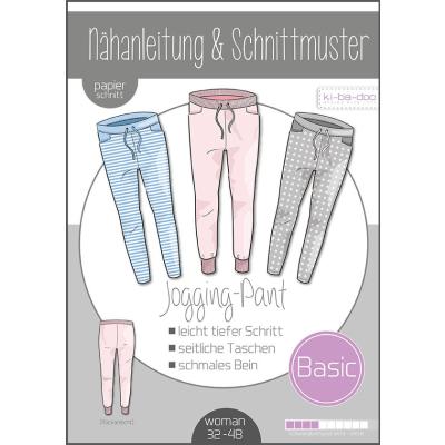 Damen Basic Jogging-Pants